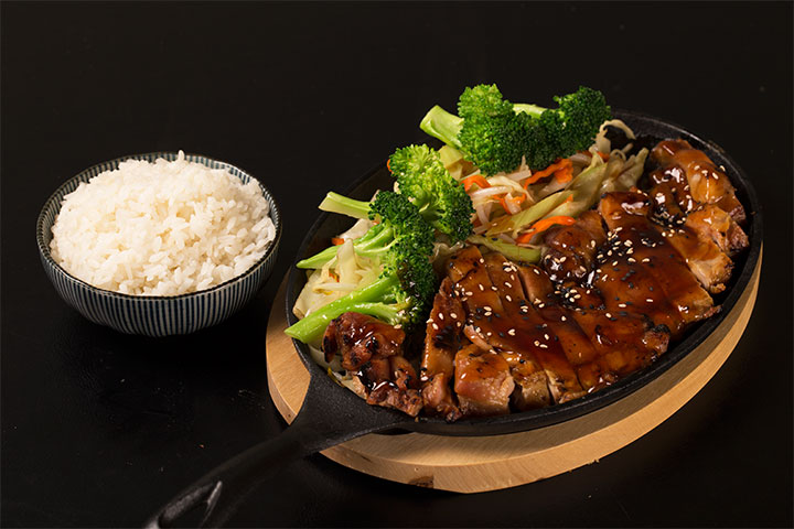 Chicken-Teriyaki